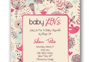 Baby Shower Invites Girl Baby Girl Shower Invitations Cheap