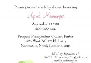 Baby Shower Invites Girl Ideas Of Baby Shower Invitations for Girls