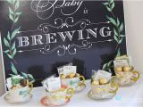 Baby Shower Invites Tea Party theme Kara S Party Ideas Paper Tea Cup Favors From A Baby Shower