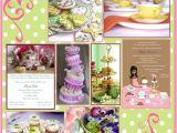 Baby Shower Invites Tea Party theme Tea Party Baby Shower Ideas Baby Shower Decoration Ideas