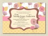 Baby Shower Luncheon Invitation Wording Brunch and Luncheon Invitation Card Designs for Your