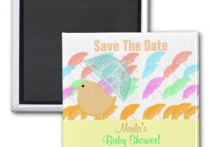 Baby Shower Magnet Invitations 17 Best Images About Save the Date Baby Shower On