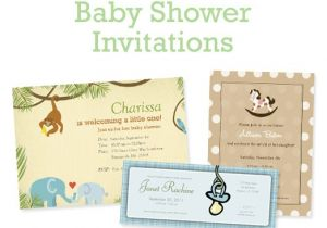 Baby Shower Magnet Invitations Magnet Invitations Baby Shower