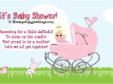 Baby Shower Messages for Invitations Free Sweet Baby Shower Poems 365greetings