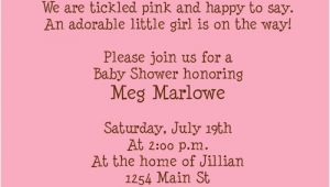 Baby Shower Quotes for Girl Invitations Quotes for Girls Baby Shower Quotesgram