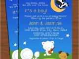 Baby Shower Rhyme Invite Nursery Rhyme Baby Shower Invitation