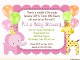 Baby Showers Invitation Cards Baby Shower Invitation Card