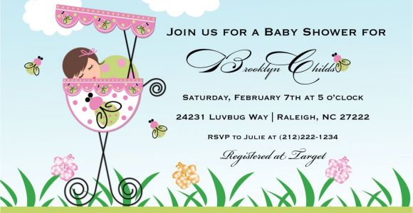 Baby Showers Invitation Cards Baby Shower Invitations Cards