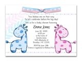 Baby Welcome Party Invitation Templates Baby Shower Invitation Wording Ideas for Unknown Gender