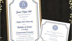 Bachelor Graduation Invitations College Graduation Invitations Announcements Bachelor 39 S