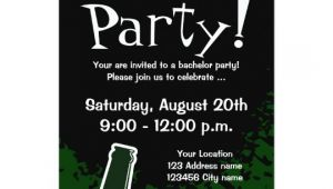 Bachelor Party Invite Sayings Bachelor Party Invitations Custom Invites