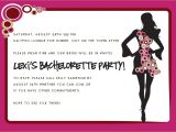 Bachelorette Party Invitation Examples Party Invitations Bachelorette Party Invitation Wording
