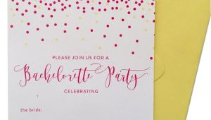 Bachelorette Party Invitation Template 14 Printable Bachelorette Party Invitation Templates