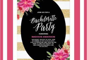 Bachelorette Party Invitation Templates Microsoft Bachelorette Invite Template Invitation Template