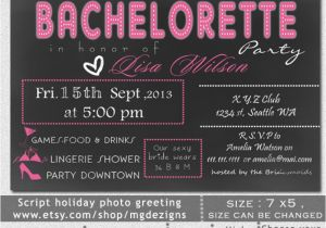 Bachelorette Party Invitation Templates Microsoft Free Printable Bachelorette Invitation orderecigsjuice Info