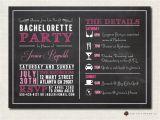 Bachelorette Party Invites Templates Bachelorette Invitation Bachelorette Party Invitation