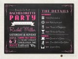 Bachlorette Party Invitations Bachelorette Invitation Bachelorette Party Invitation