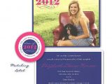 Back Of Graduation Invitation Beautiful Laser Cut A7 Backer Invitation with Printable