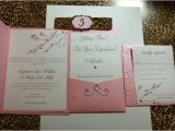 Back Pocket Wedding Invitations Folded Wedding Invitations with Pockets Templates Pocket