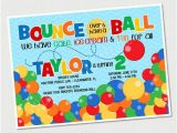 Ball themed Birthday Party Invitations 25 Best Ideas About Ball Birthday Parties On Pinterest