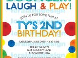 Ball themed Birthday Party Invitations Diy Printable Bouncy Ball Birthday Party Invitation Ball
