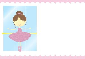 Ballerina Party Invites Ballerina Party Ideas Free Printables Catch My Party