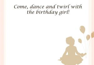 Ballerina Party Invites Reflections Out Loud Printables From Olivia 39 S Ballerina Party