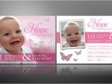 Baptism and First Birthday Invitation Wording 3 Fantastic 1st Birthday and Baptism Invitations