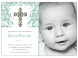 Baptism and First Birthday Invitation Wording Birthday Invitations 1st Birthday Baptism Invitations