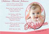 Baptism Invitation Card Wordings Baptism Invitation Wording Samples Wordings and Messages