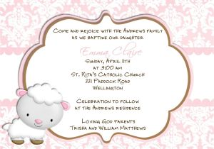 Baptism Invitation Sample Wording Baptism Invite Wording Baptism Cards Wording Baptism