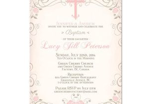 Baptism Invitation Sample Wording Baptism Invite Wording – Gangcraft