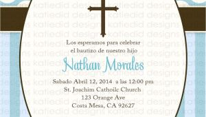 Baptism Invitation Wording In Spanish Baptism Invitation Baptism Invitations In Spanish New