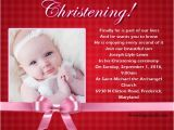 Baptism Invitation Wordings Sample Christening Invitation Wording Wordings and Messages