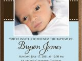 Baptism Invitations for A Boy Baptism and Christening Invitations
