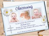 Baptism Invitations for Boy and Girl Boy Baptism Baptism Invitations for Boys Baptism