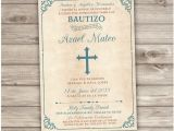 Baptism Invitations for Boy In Spanish Spanish Printable Baptism Invitations Espanol Catholic Church