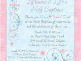 Baptism Invitations for Twins Boy and Girl Twin Baptism Invitations – Gangcraft