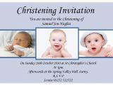 Baptism Invitations Postcard Style Sample Invitation Card Design Christening and Baptism