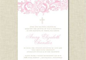 Baptism Invitations Walmart Baptism Invitations Baptism Invites Invitations Design