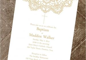 Baptism Invite Ideas Best 25 Baptism Invitations Ideas On Pinterest