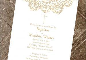 Baptism Invite Ideas Best 25 Baptism Invitations Ideas On Pinterest