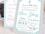 Baptism Invite Ideas Personalised Christening Invitations