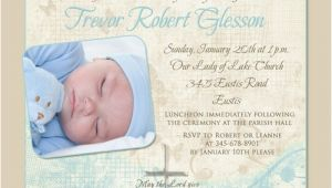 Baptism Invite Wording Ideas soft Christening or Holy Baptism Invitation event Wording