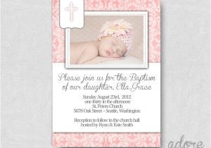 Baptism Invites Canada 17 Best Images About Baptism Invitations On Pinterest