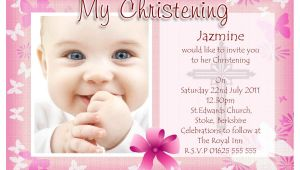 Baptismal Invitation Card Christening Invitation Cards Christening Invitation