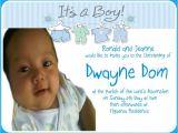 Baptismal Invitation for Baby Girl Philippines Invitation for Christening In the Philippines Image