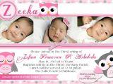 Baptismal Invitation for Baby Girl Philippines Supplier List for Baptism Mommy Ginger