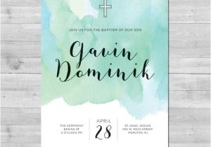 Baptismal Invitation for Boys 25 Best Ideas About Christening Invitations Boy On
