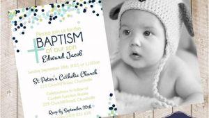 Baptismal Invitation for Boys Best 25 Christening Invitations Boy Ideas On Pinterest